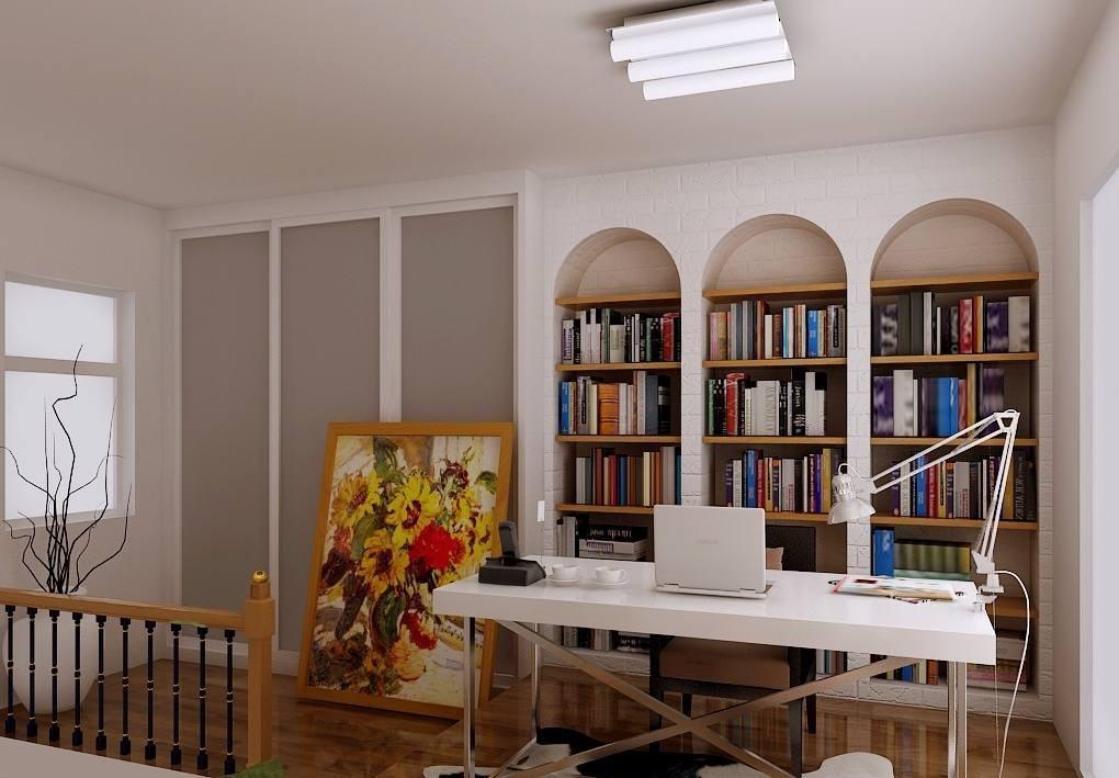 书房的作用及有效装修技巧