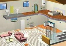 家里安装地暖迎接冬天啦!装修先做防水还是地暖?