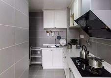 沈阳厨房翻新案例 一个让厨房变美的秘诀,想不想知道?