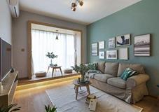 沈阳客厅翻新案例分享 如何打造出舒适明亮的客厅