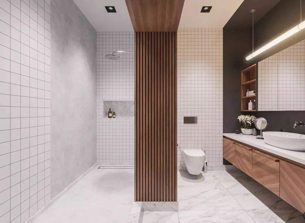 洗手台除了放在卫生间里,还可以放在哪?