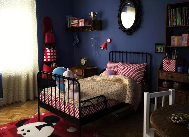 如何打造孩子喜欢的完美儿童房?