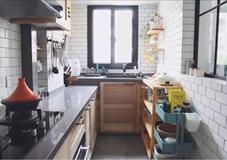 沈阳5款厨房翻新案例效果图,好看又实用!