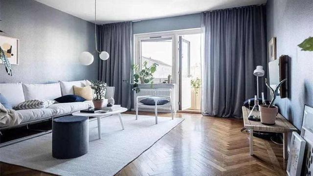 客厅连着阳台该如何设计?
