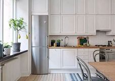 沈阳厨卫翻新|除了开放式和封闭式,厨房还有什么选择?