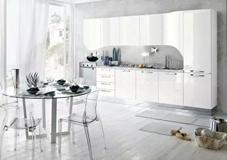 沈阳厨房翻新案例|厨房设计案例集锦 完美展现出质感