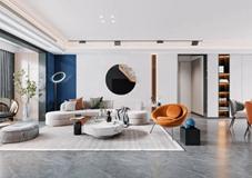 沈阳客厅翻新案例|客厅装修的6种新设计,决定了整体格调的雅俗!