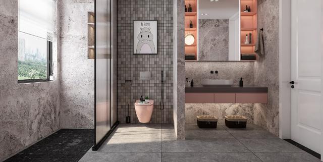 卫生间空间太小怎么设计 装修时考虑这3点让卫生间变得更清爽