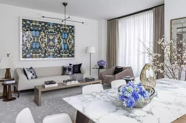 家装设计搭配中的四个平衡法则,来看看你是否知道!