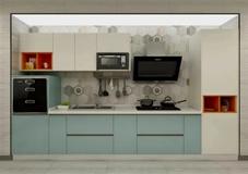 4条小厨房改造攻略,DIY你的美食天地