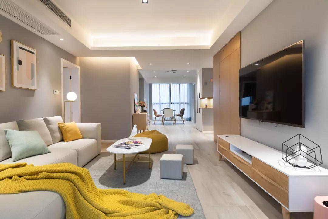120平北欧公寓,精致华丽显档次!