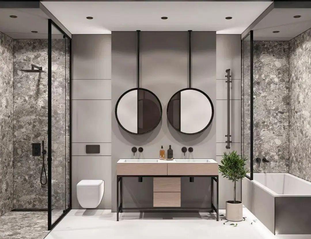 淋浴房丨卫生间要不要装淋浴房?这3种情况可以装!