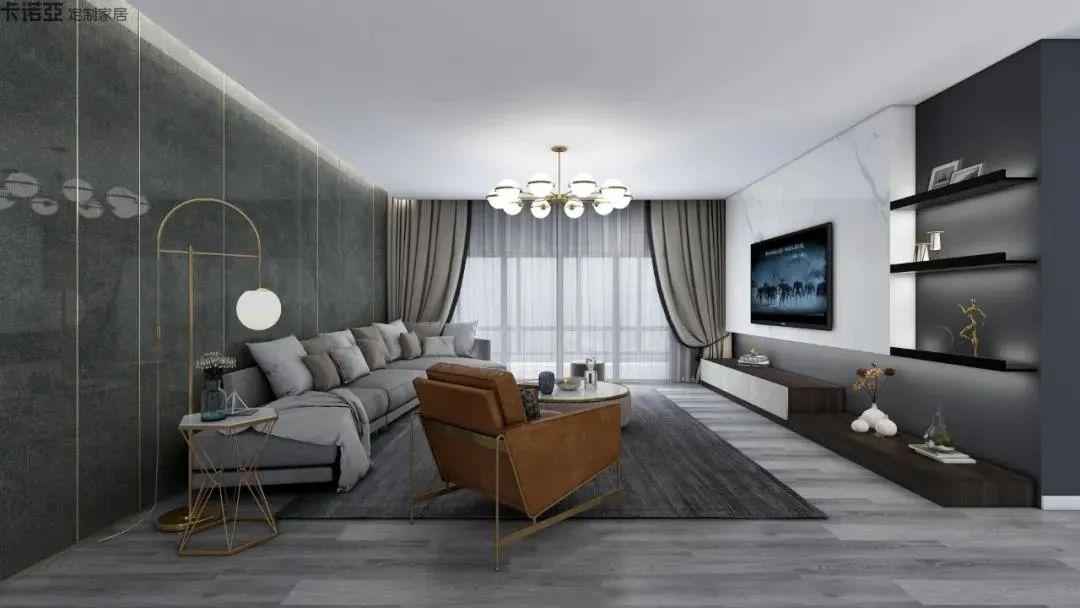 装修设计 | 什么是客厅电视柜,一篇带你了解!