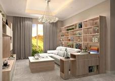 沙发旁边放什么?6种设计让人眼前一亮 客厅颜值蹭蹭往上涨!