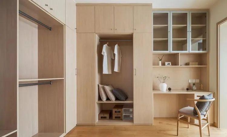 同样面积的衣柜,为什么别人家就很好用?差距在这些设计要点上